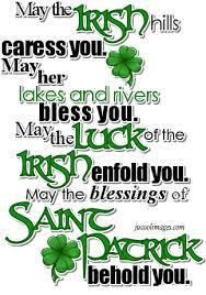 blesssings of St. patrick