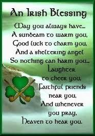 my fav irish blessing