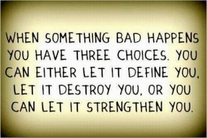 3 things of strong